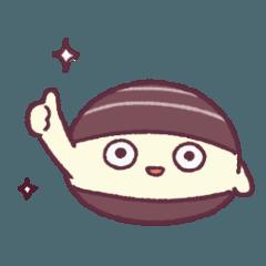 ひきこもれ!シジミマン5(動く)
