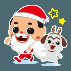 ちっちゃいおっさん (クリスマス編)