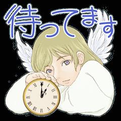天使との約束&待ち合わせ