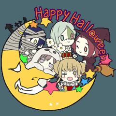 ハロウィン~かわいいオバケ達の愉快な夜~