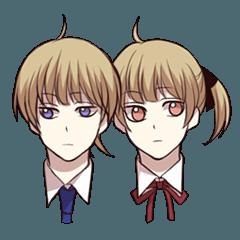 無気力な双子