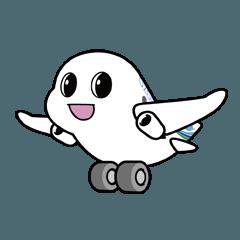 大空町公式キャラクター「そらっきー」