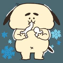 わんころ(冬・お正月・クリスマス編)