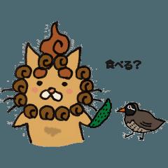 ペルシャ猫さんの結婚準備(沖縄だよ)
