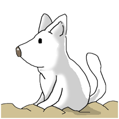 シャム もぐら シロネコ 白猫 毎日つかえる