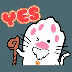 猫の手仙人