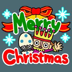 じゃじゃじゃじゃん クリスマス編2