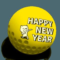 【動く】コロコロゴルフボール4