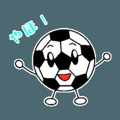 サッカーぼーる君 <ver.1>