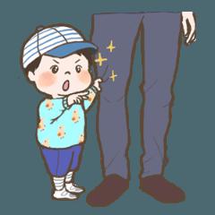 ゆるふわ甥っ子のYoungPちゃん~