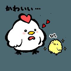 コッコとヒヨコ3(ほのぼの日常編)