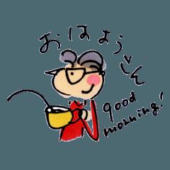京都弁メガネムッシュ