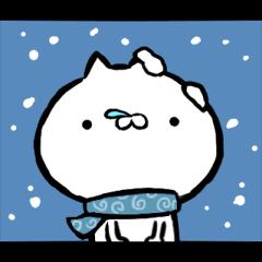 しこたま激しいねこ【冬&お正月】