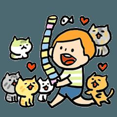 Home & Cat 4