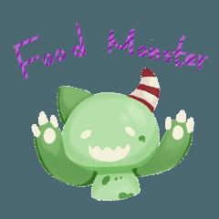 FOOD MONSTER Remake