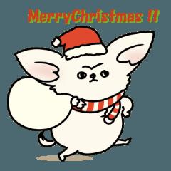 ちわたんでクリスマス&お正月