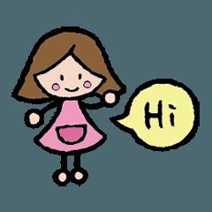 Candy's life - Say Hi