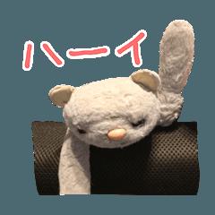 ぺこちゃん スタンプ
