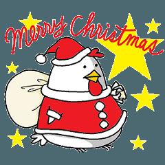 ヒヨコにわとり 4 クリスマスバージョン