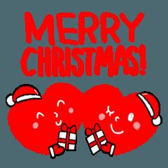 クリスマス&新年 アメリカ