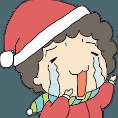 〜ぱんちくんのクリスマス〜