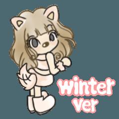 jari-garl 3 winter,ver